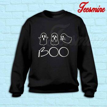 Trick or Treat Boo Sweatshirt