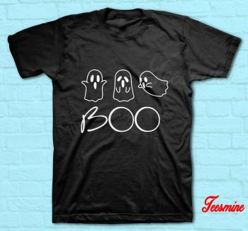 Trick or Treat Boo T-Shirt